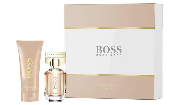Hugo Boss The Scent for Women Eau de Parfum Gift Set @Argos