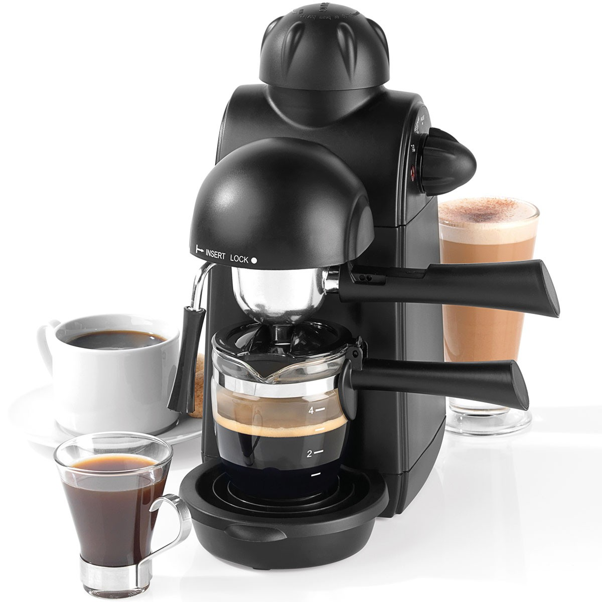 Salter Espressimo Barista Style Coffee Machine at Robert Dyas