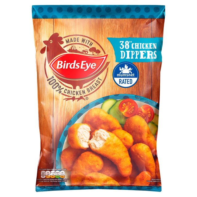 Morrisons – Birds Eye 38 Crispy Chicken Dippers 697g – £1.5