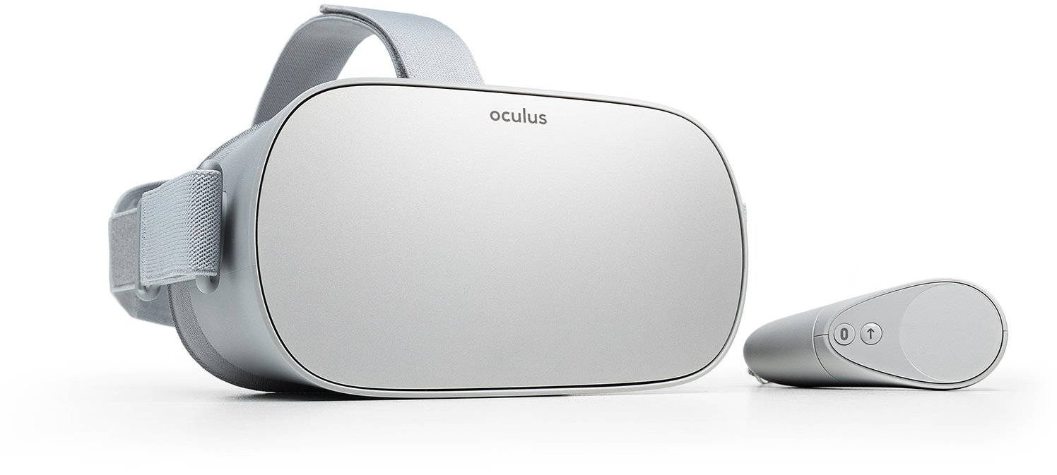 Oculus Go Standalone Virtual Reality Headset – 32GB at Amazon