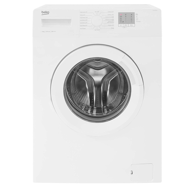 Beko WTG620M1W 6kg 1200rpm Freestanding Washing Machine