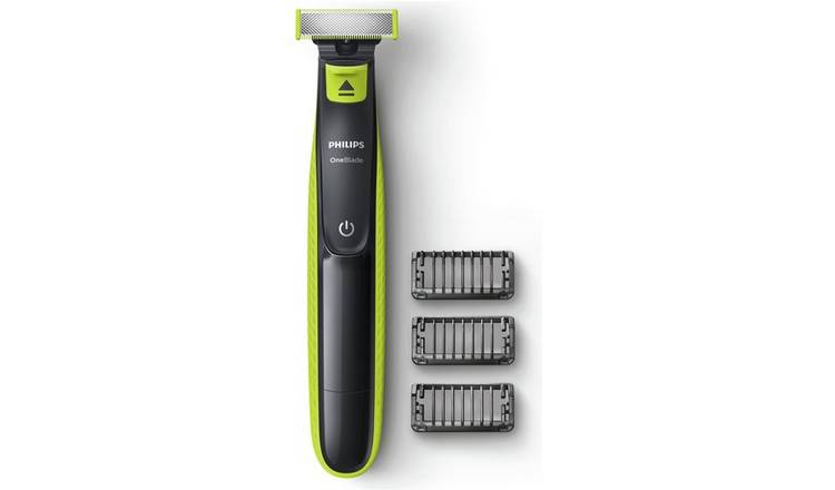 Philips Wet and Dry Oneblade Trim, Edge and Shave £18.33 (2 year guarantee) @Argos