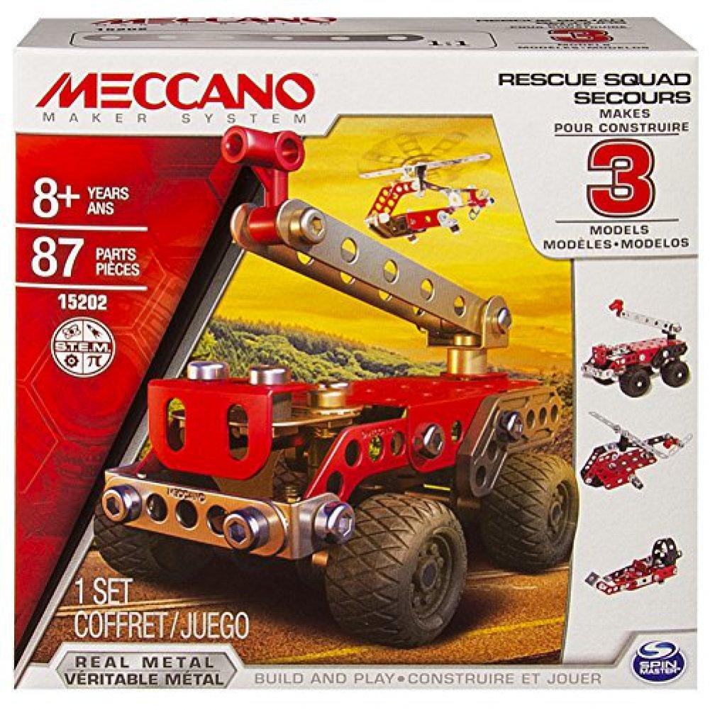 Meccano 3 Model Set for £7.98 Prime/£12.39NP