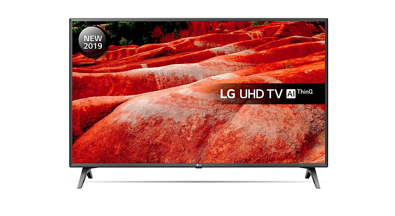 Save £180.99 on LG 43UM7500PLA 43-Inch UHD 4K HDR Smart LED TV at Amazon