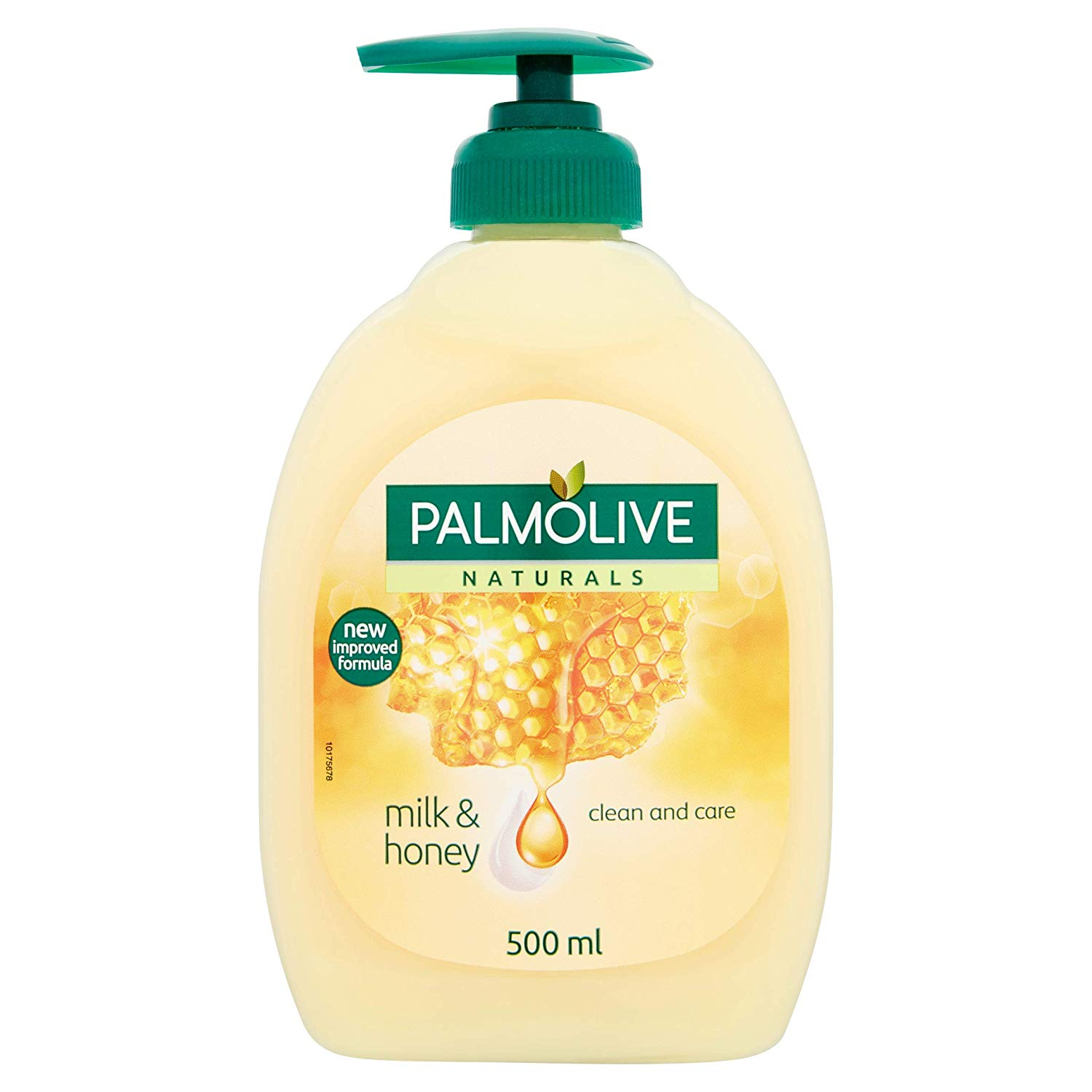 Palmolive Naturals Milk and Honey Liquid Handwash, 500 ml