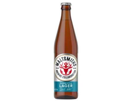 Free Maltsmiths Beer 660ml