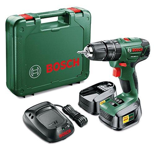 Bosch 0.603.9A3.375 PSB 1800 LI-2 (2X 2.0Ah) £76.75 at Amazon