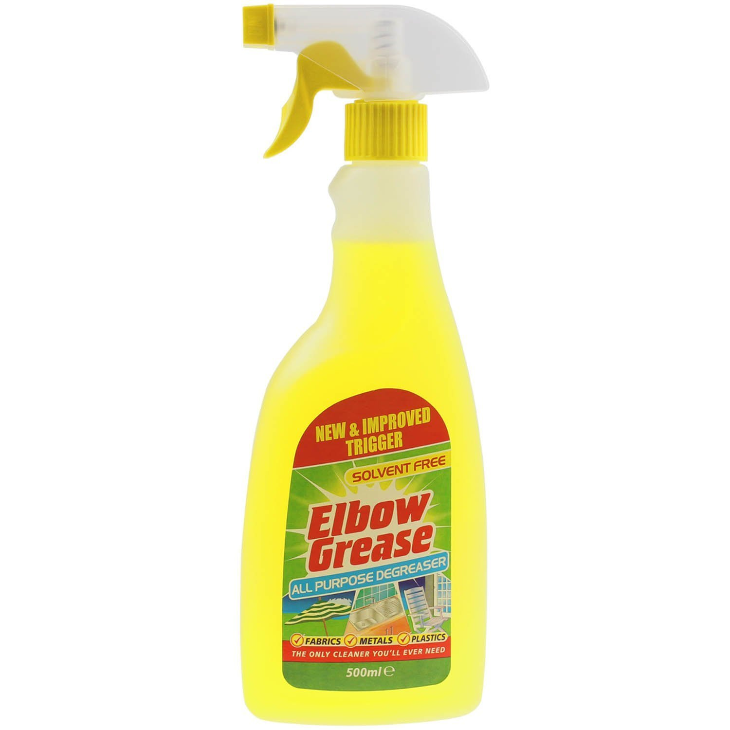Elbow Greese 500ml All Purpose De-Greaser Only £1 at Amazon