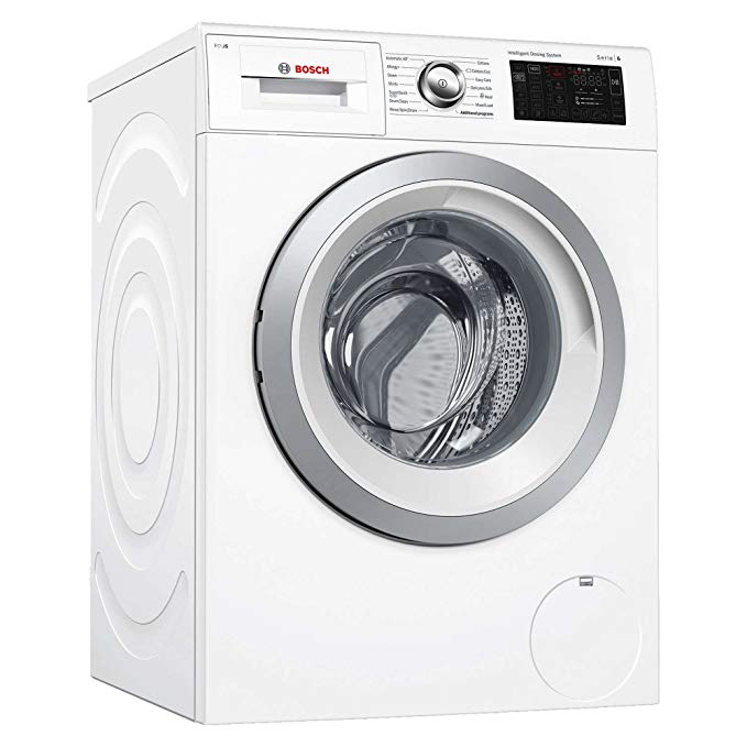 Bosch WAT286H0GB Series 6 Freestanding 9Kg 1400 RPM A+++ Rated Washing Machine,  FREE Delivery