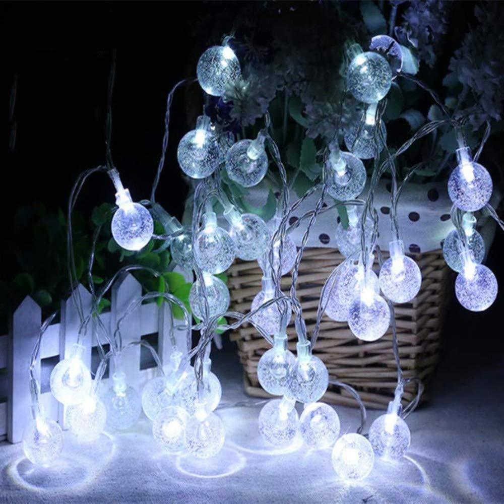 £599  globe fairy string lights 10m 60 leds for indoor