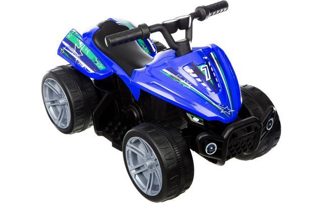 Roadsterz Volt 6V Electric Ride On Quad for £19 at Halfords