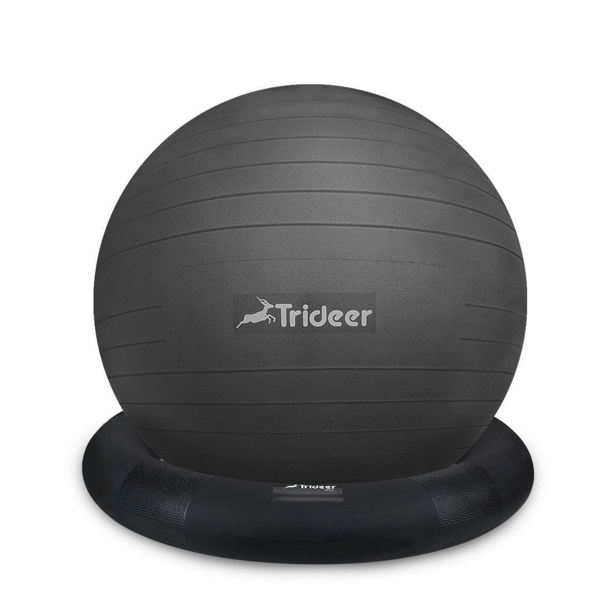 Trideer Ball Chair – Exercise Yoga Ball