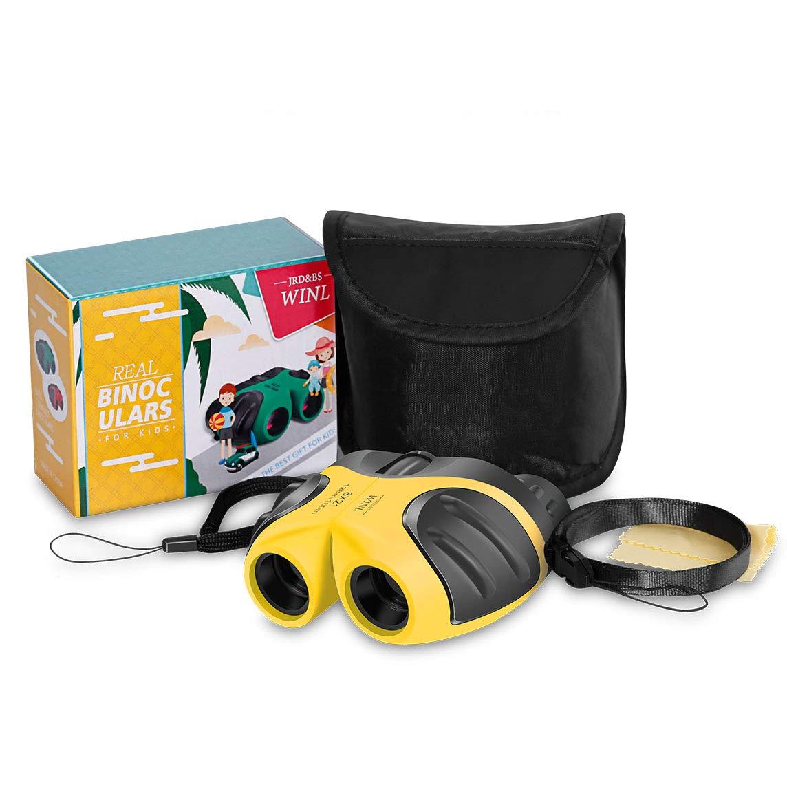 JRD&BS WINL Mini Children's Binoculars Toys
