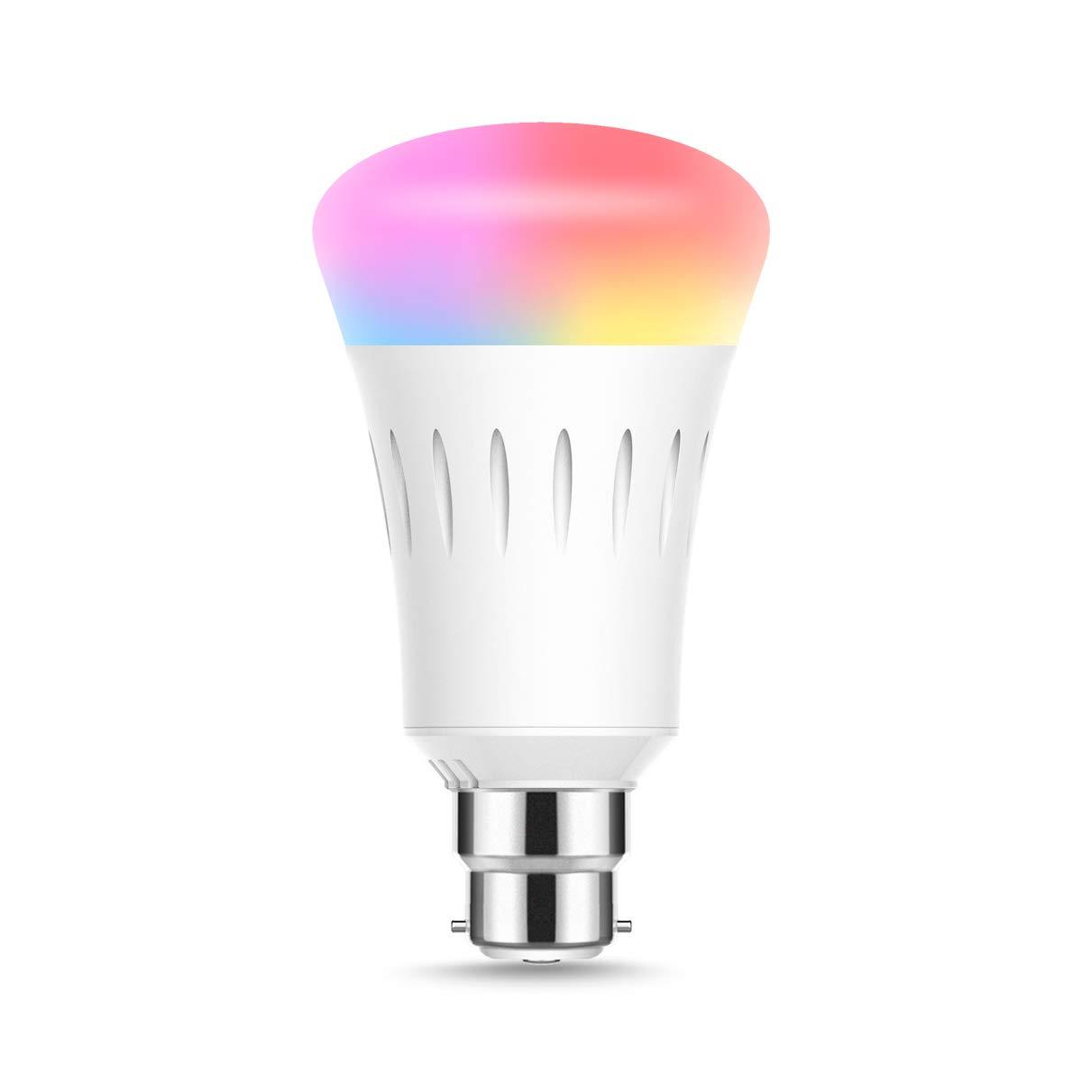 LOHAS Smart B22 Bulbs, RGB and White (2700-6000K)