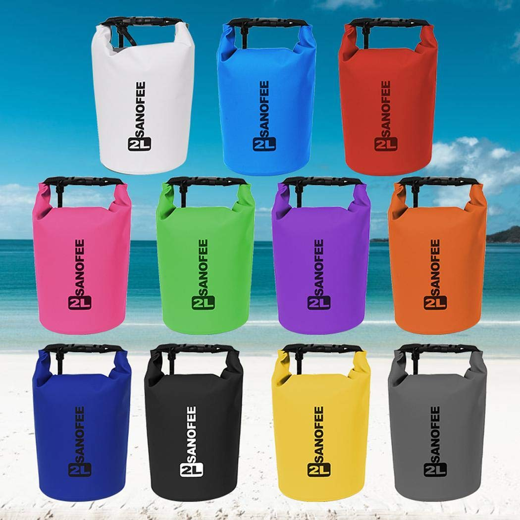 80% off Outdoor Waterproof Dry Sack Storage Bag Rafting Sport Travel Swimming Bags