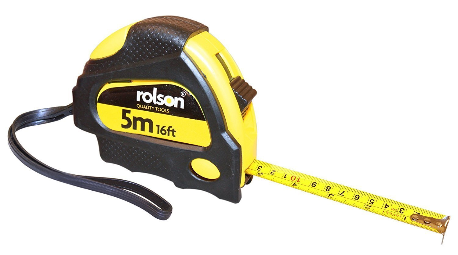 Rolson 50535 5m x 19mm Measure Tape Only £1.5 at Amazon