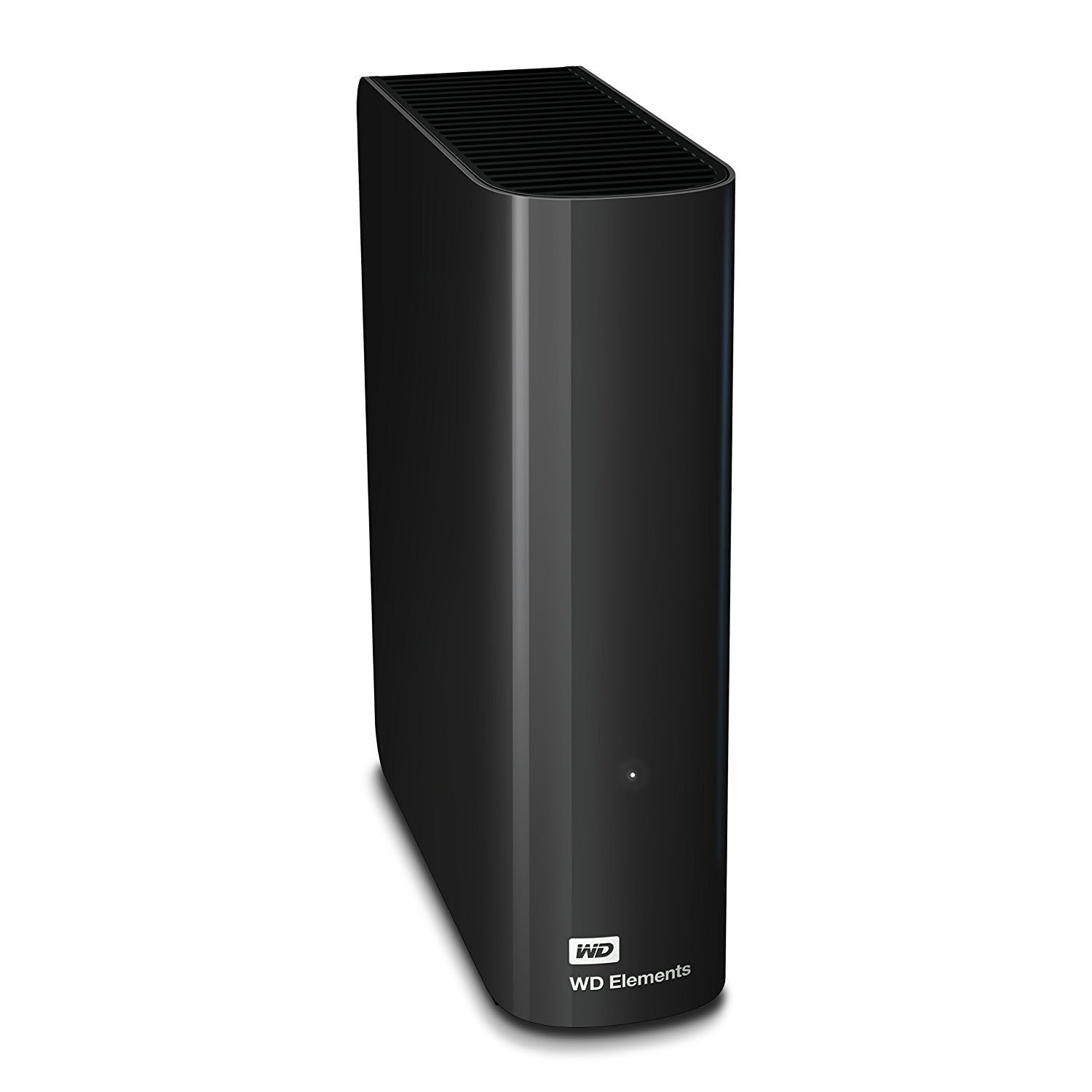 WD 3TB Elements Desktop External Hard Drive – USB 3.0 on Amazon