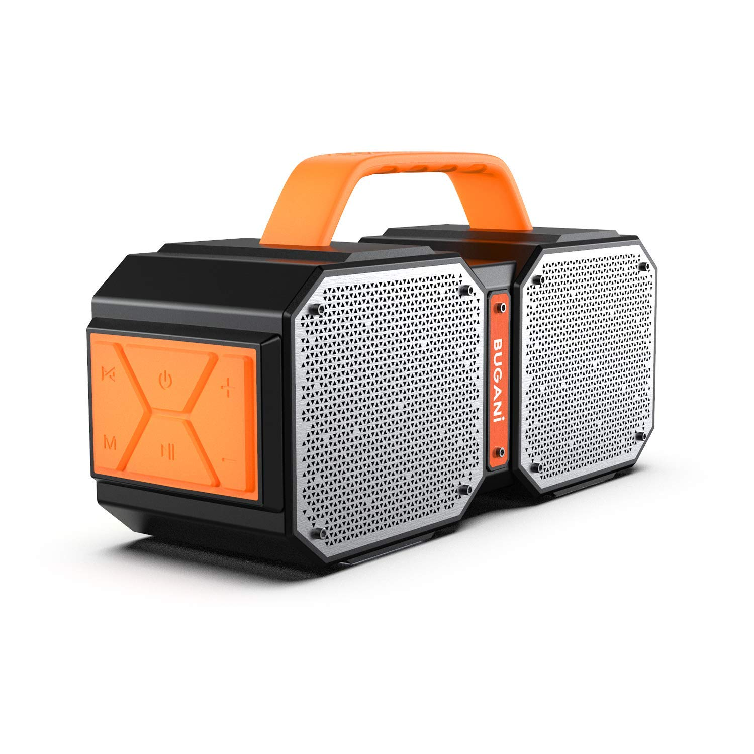 Bluetooth Speaker, M83 Portable Outdoor Waterproof Bluetooth Speaker,