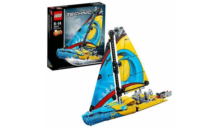 LEGO Technic Racing Yacht at Argos
