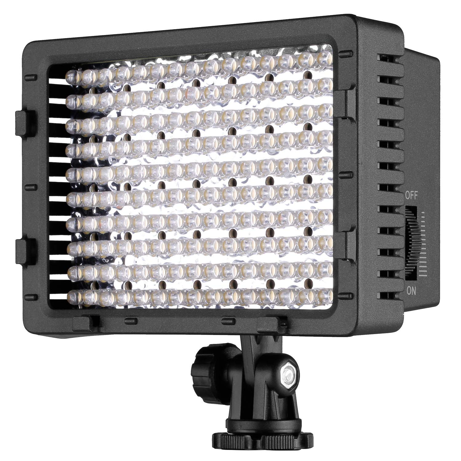 Neewer Dimmable Ultra High Power Panel Digital Camera / Camcorder Video Light