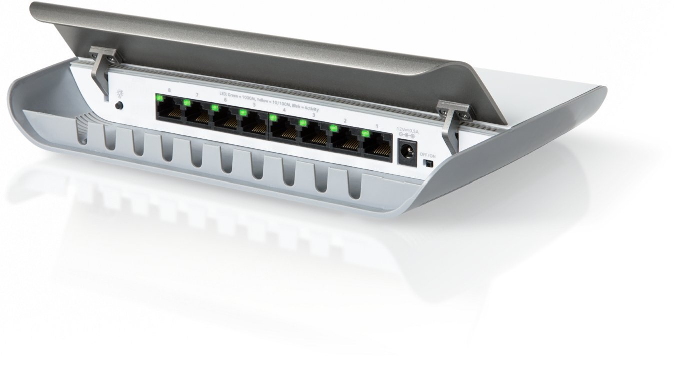 NETGEAR 8-Port Gigabit Ethernet Unmanaged Switch