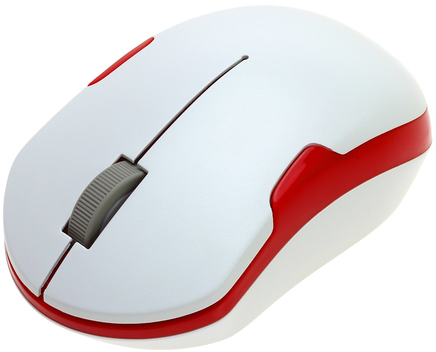 ShhhMouse Wireless Silent Noiseless Clickless Mobile Optical Mouse