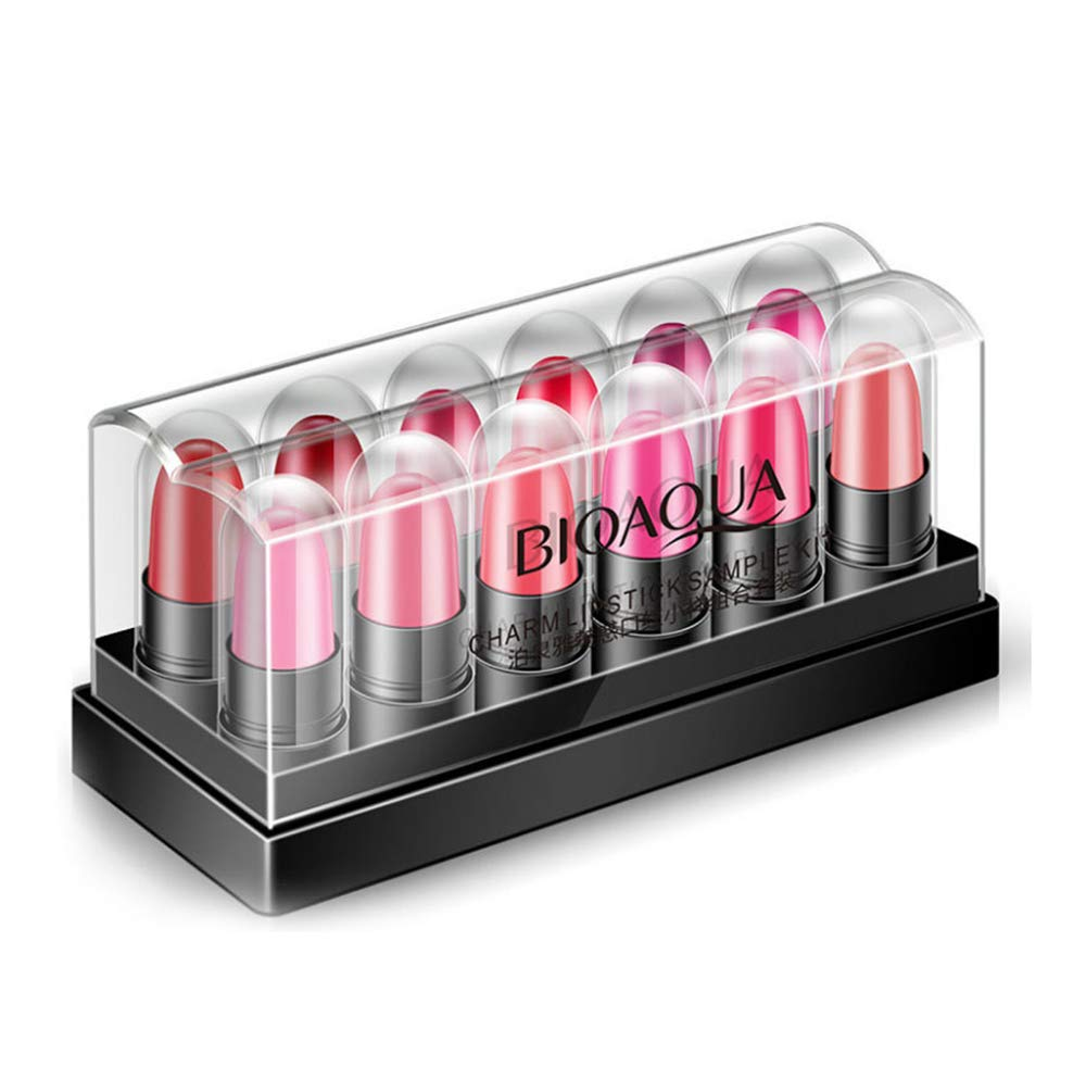 12 Pcs/Sets Mini Lipstick