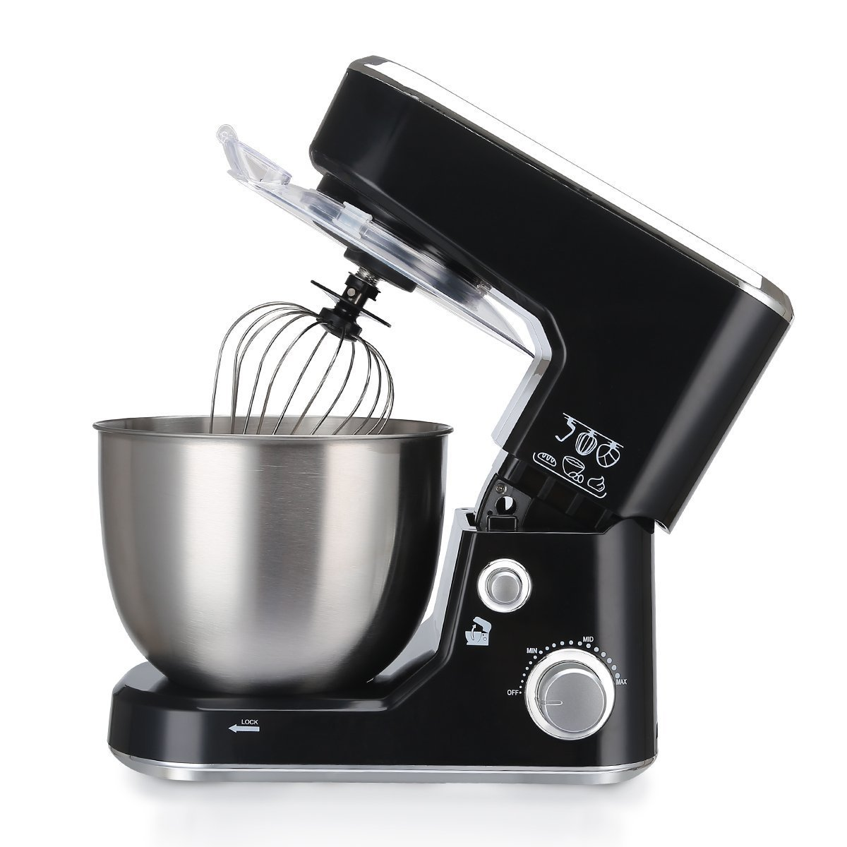 Cusimax Food Stand Mixer, 1000W