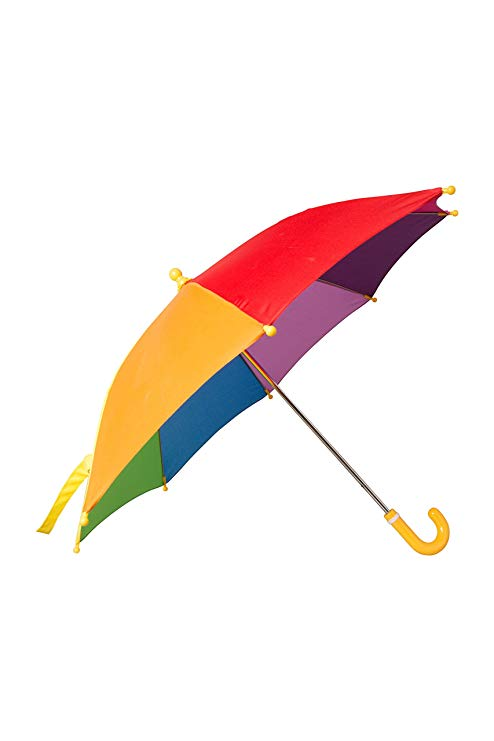 Mountain Warehouse Kids Rainbow Umbrella