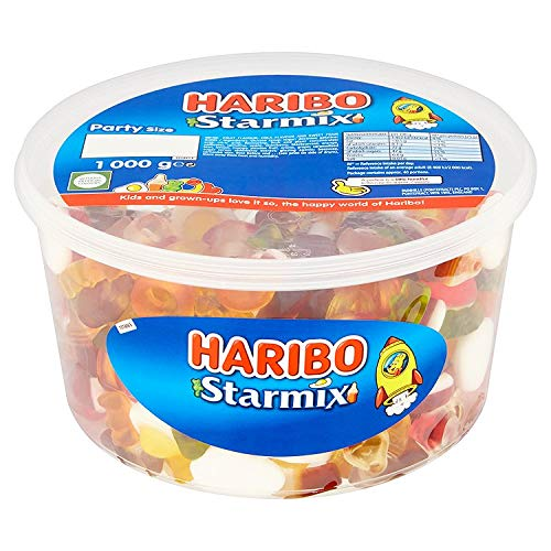 Haribo Starmix Party Size Tub 1kg