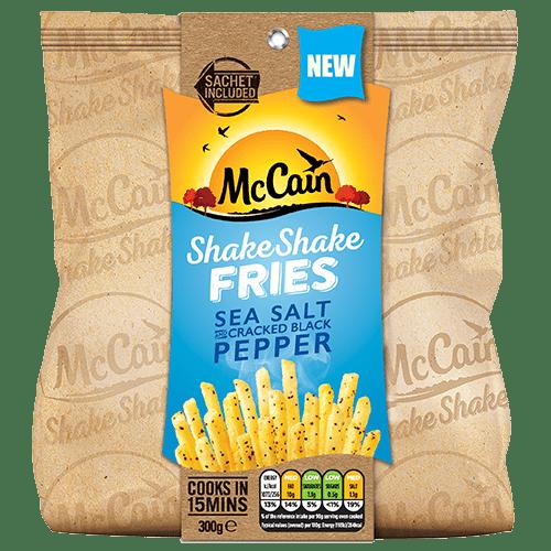 Free McCain Shake Shake Fries