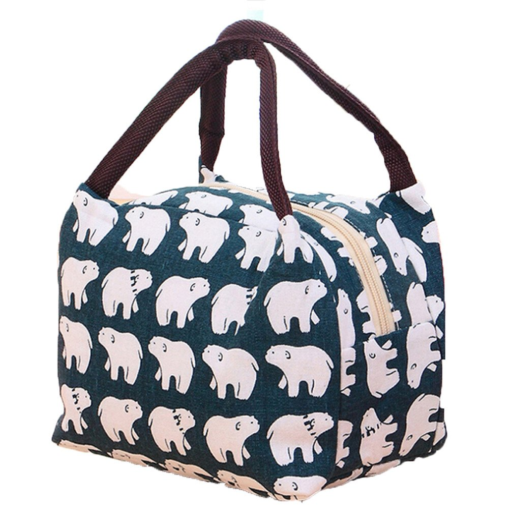 Lalang Thermal Insulated Lunch Bag Free Delivery