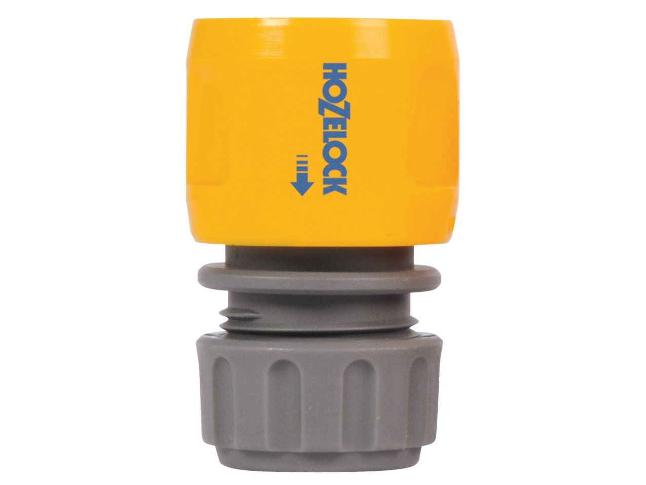 Hozelock Hose end connector (12.5mm & 15mm) – £1.85