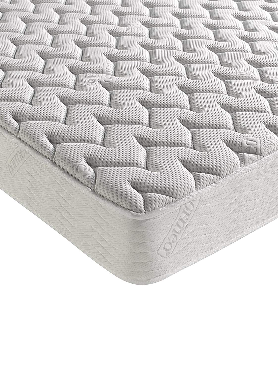 Dormeo Memory Silver Deluxe, Memory Foam Mattress, Firmness Medium/Soft, Size King