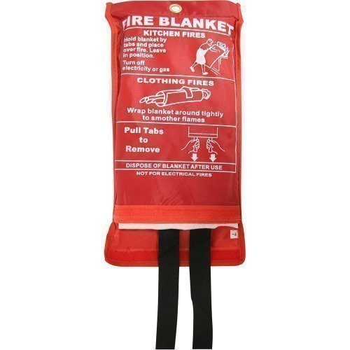 E-Fast Fire Blanket 1m x 1m Free Delivery