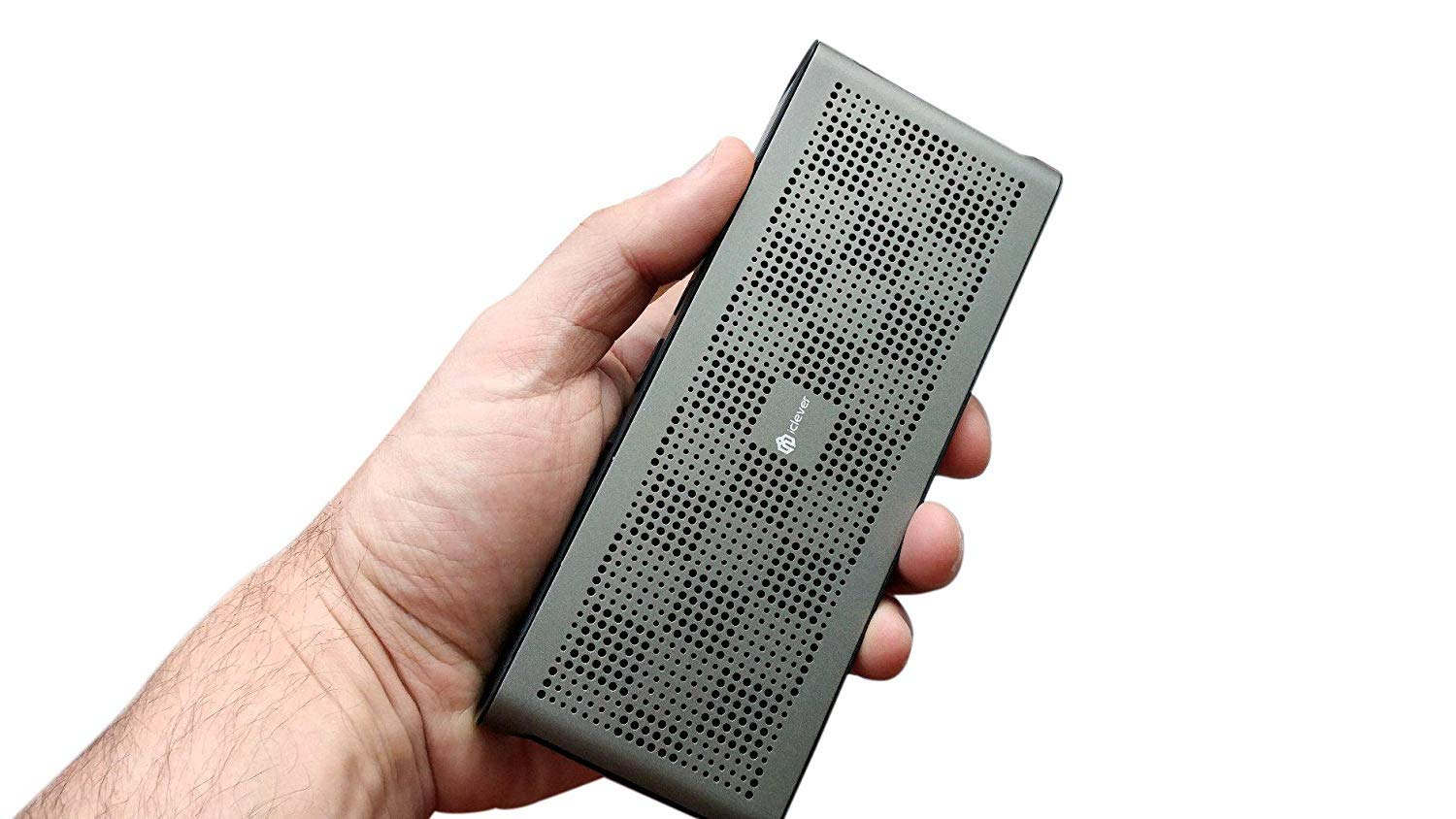 Mini Bluetooth Speakers, iClever Super Portable Travel Speaker