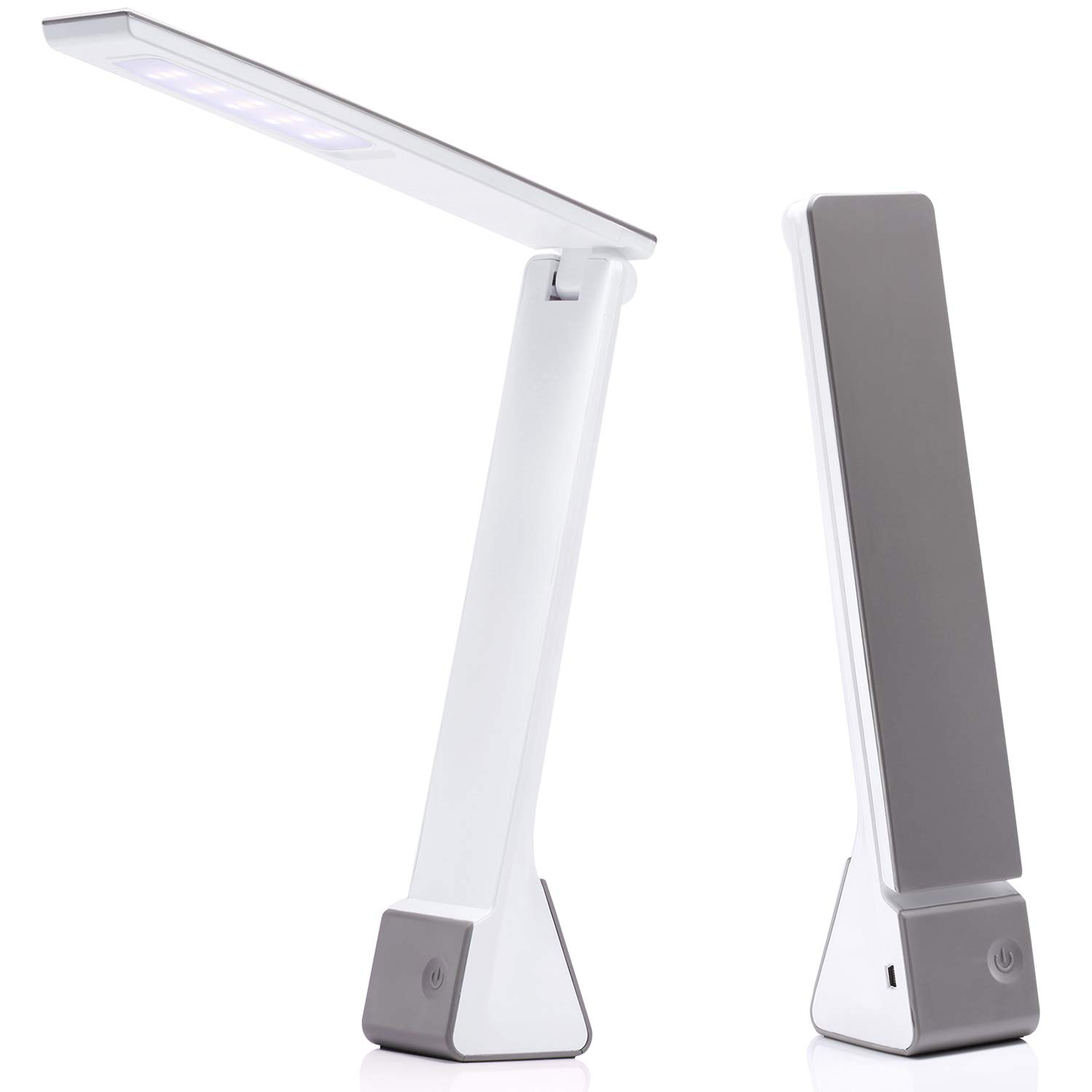 AVAWAY Dimmable Desk Lamp LED Portable Table Light