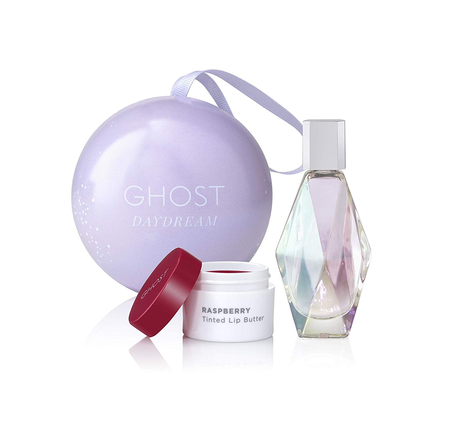 Ghost Daydream Mini Christmas Bauble, 10 ml
