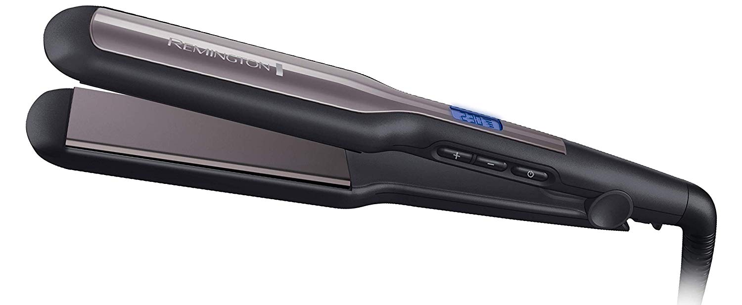 Remington Pro-Ceramic Extra Wide Plate Hair Straighteners