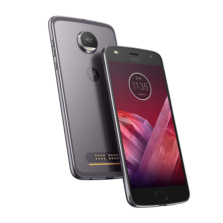 Motorola Moto Z2 Play (Single SIM) 64GB UK SIM Free Smartphone