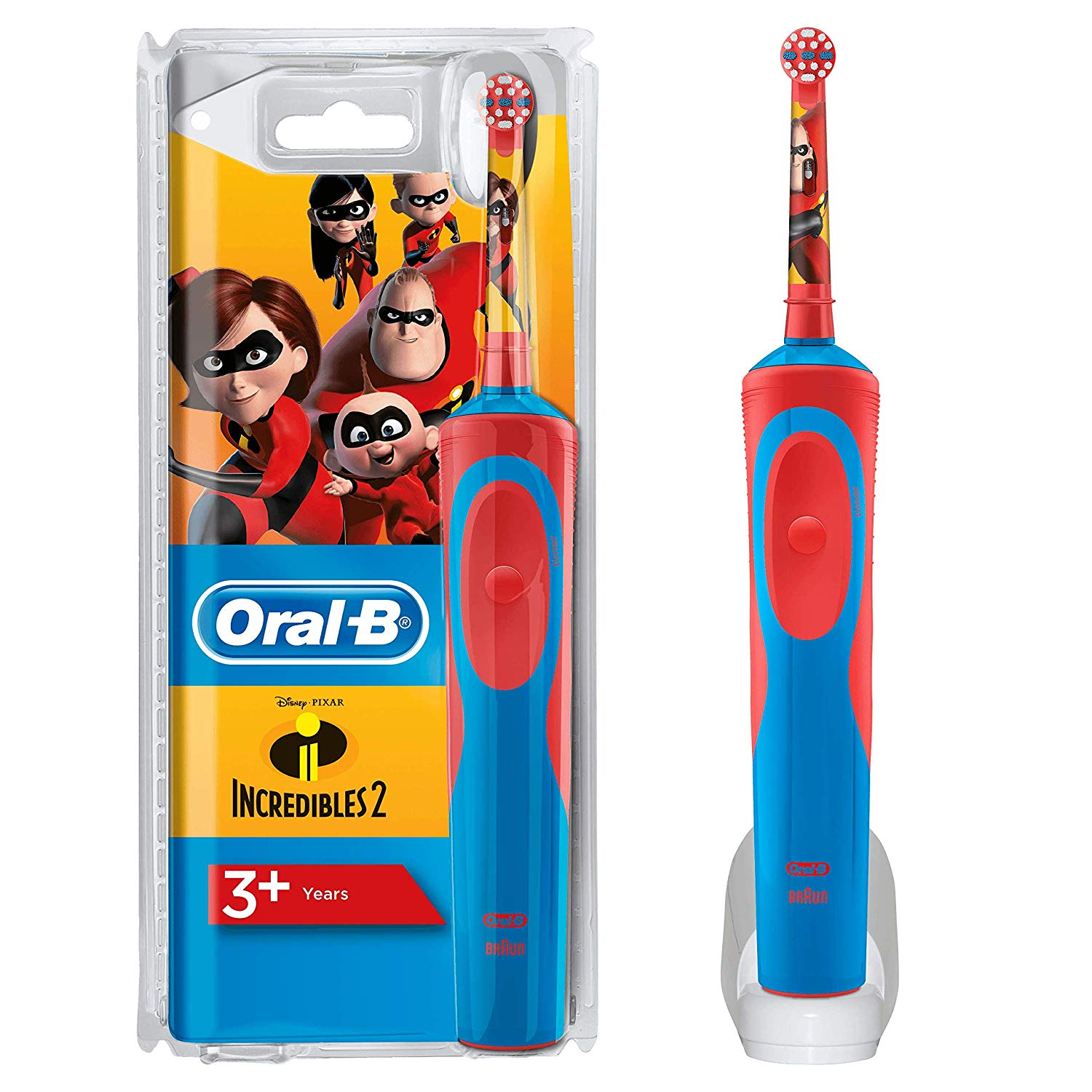 Oral-B Electric Rechargeable Toothbrush for Kids