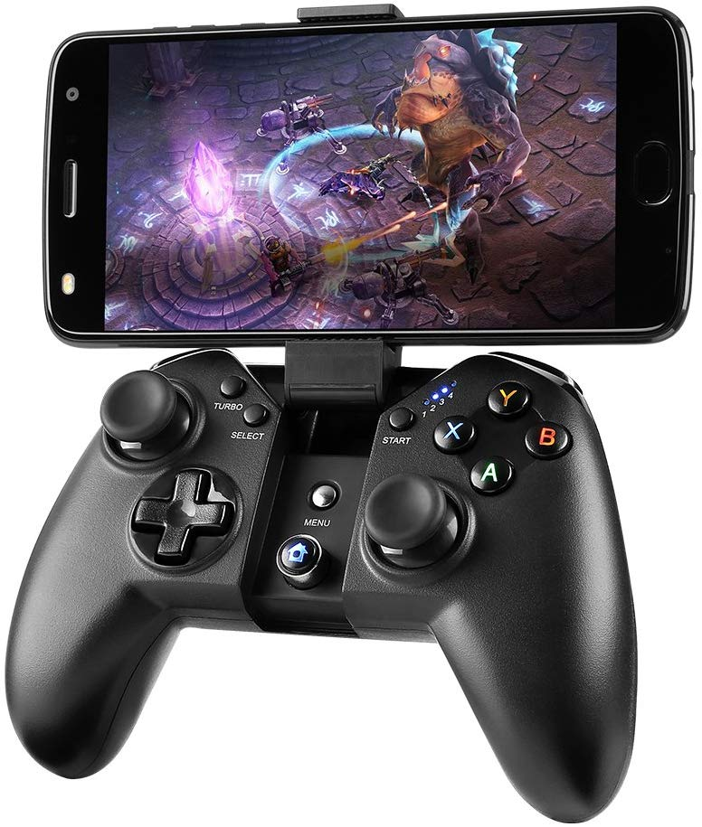 Game Controller, MAD GIGA Wireless Game Controller Bluetooth Gamepad Remote