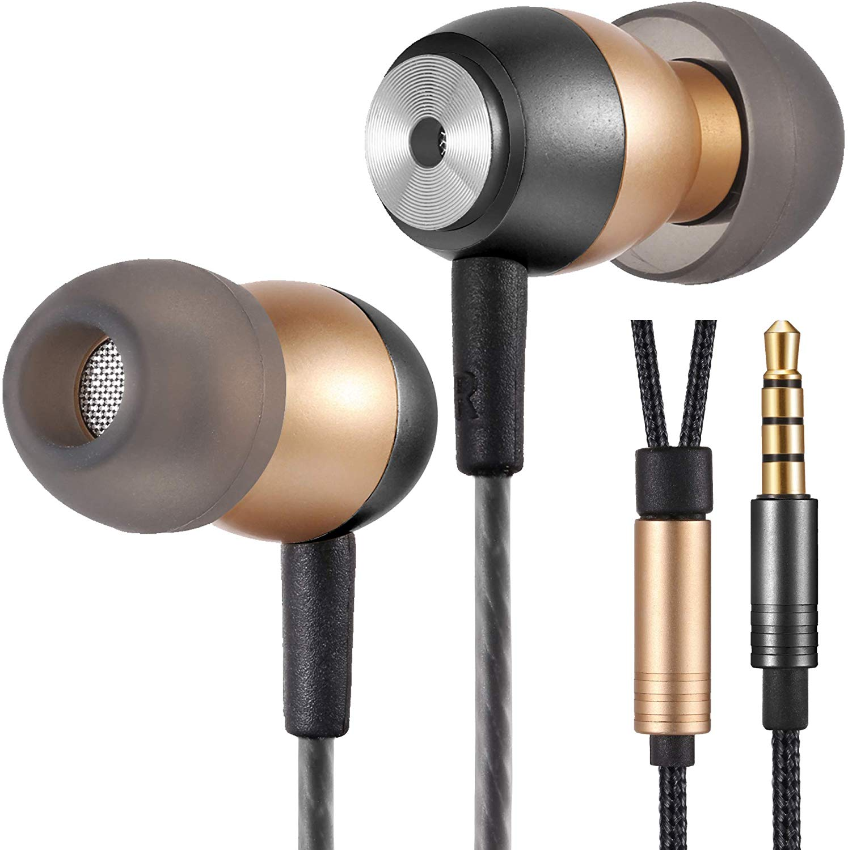 Betron GLD60 Noise Isolating in Ear Earphones Headphones