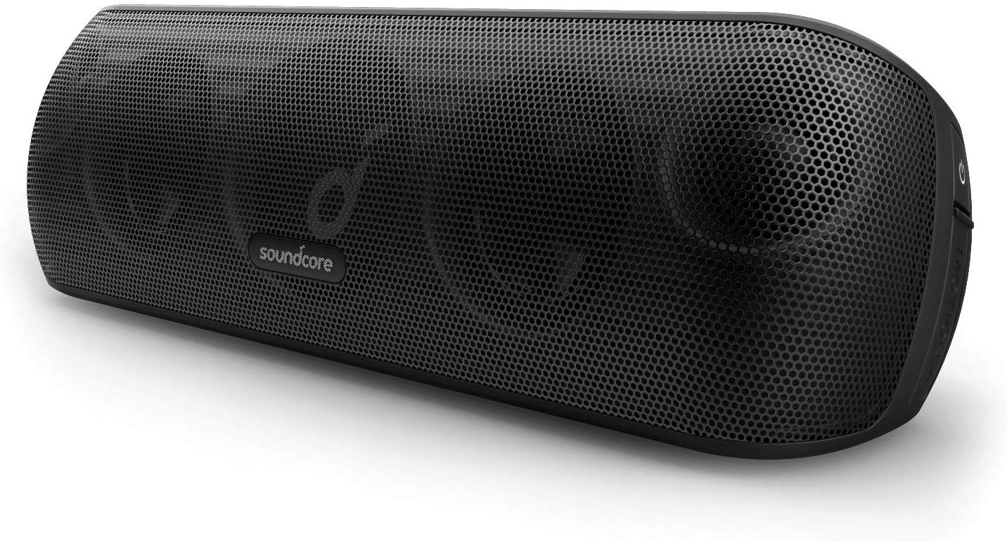 Soundcore Motion+ Bluetooth Speaker with Hi-Res 30W Audio, IPX7 Waterproof, and USB-C