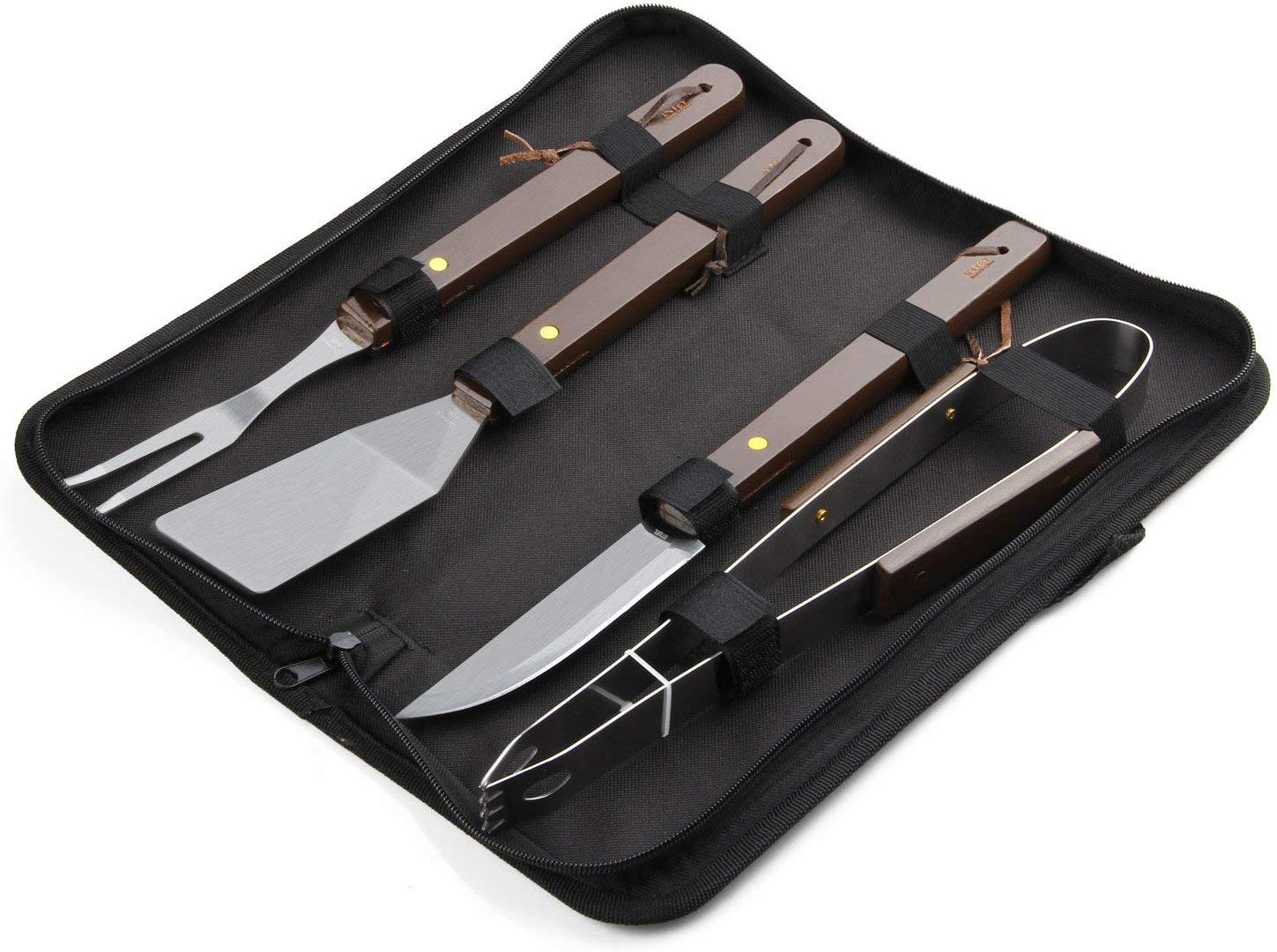 50% off INTEY BBQ Tool Set with 4 Pieces