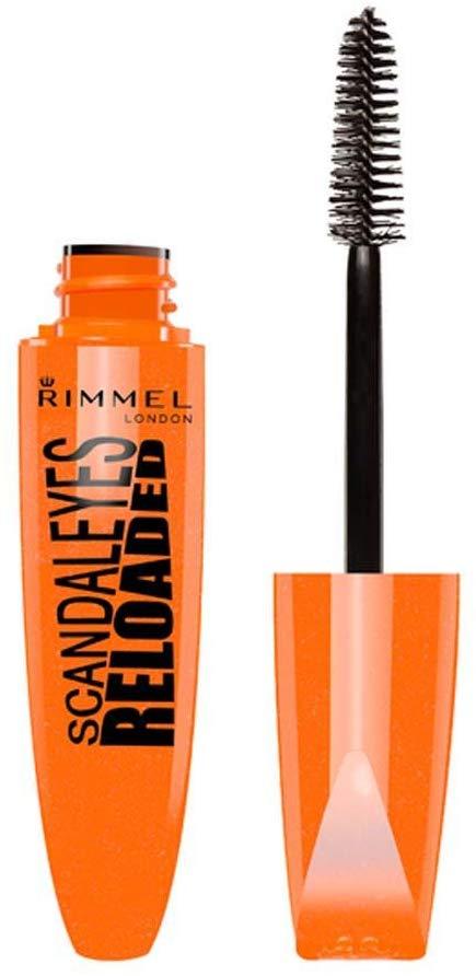 Rimmel London Scandal eyes Reloaded Mascara, Smudge-proof Formula