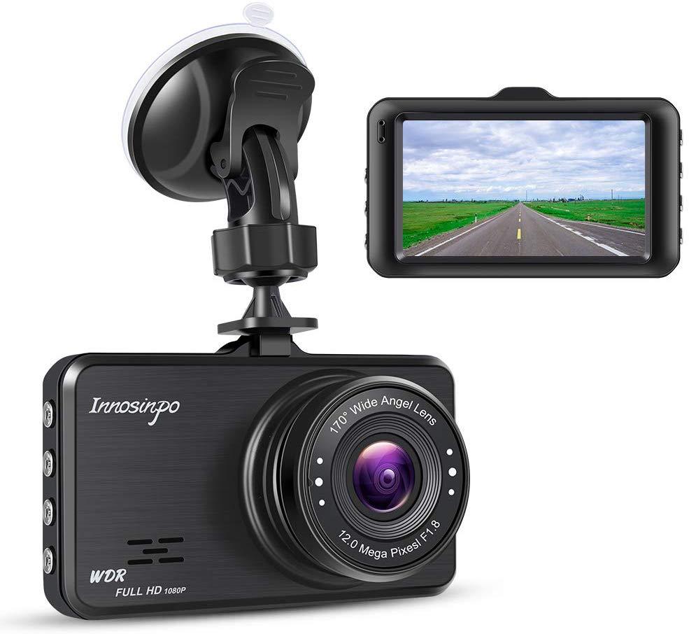 FHD 1080P In Car Camera Dashcam