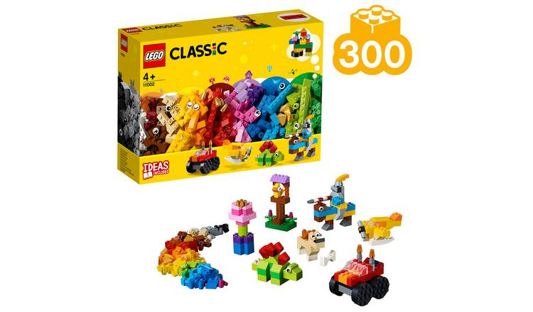 LEGO Classic Basic Toy Bricks Building Set
