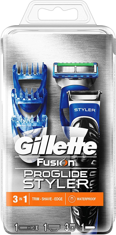 Gillette Fusion ProGlide Styler 3-in-1 Waterproof Trimmer