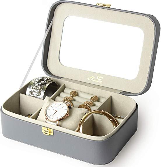 Iwona Jewellery Box with Two Polishing Cloths